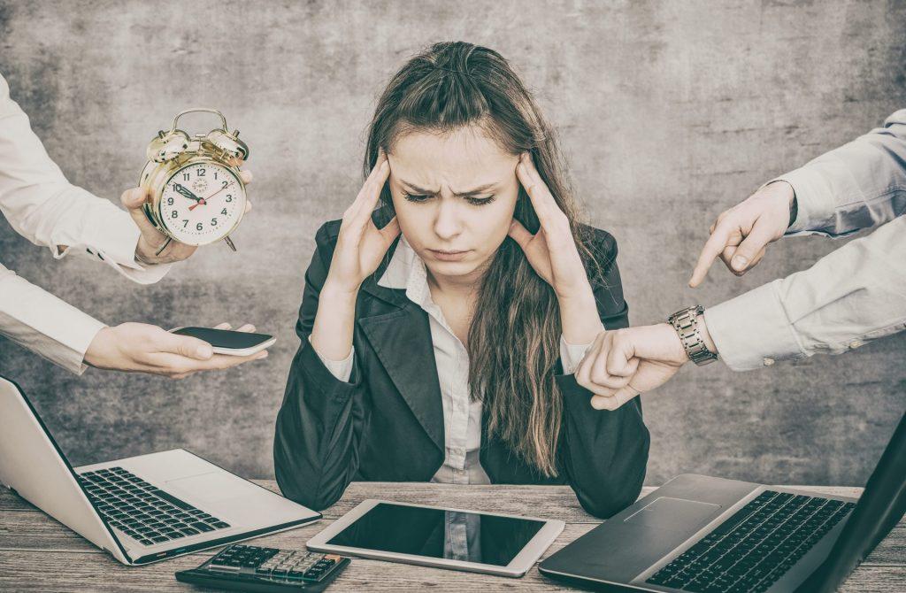 Creating time - burnout